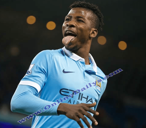Kelechi Iheanacho Salary at Manchester City