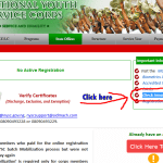 How to Check Online NYSC Senate List or its equivalents