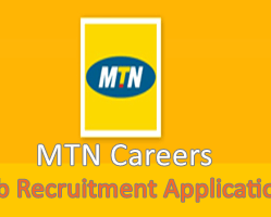 MTN Job Recruitment Application