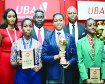 UBA Foundation Senior Secondary School National Essay Competition 2018