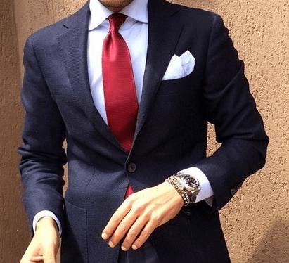 suitpocket Suit Rules For Men