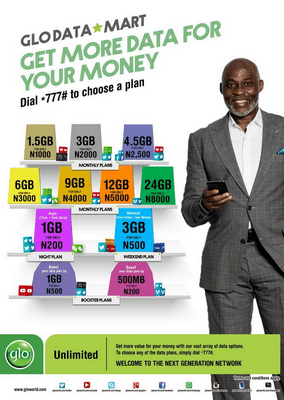 Glo Internet Data Subscription Plans, Code And Duration 4