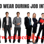 Best Dressing Tips For Interview Success