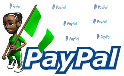 Logo - PayPal Nigeria Account Sign Up