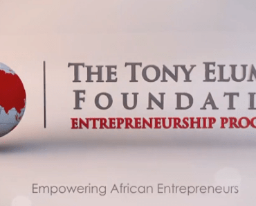 Apply Tony Elumelu Entrepreneurship Programme