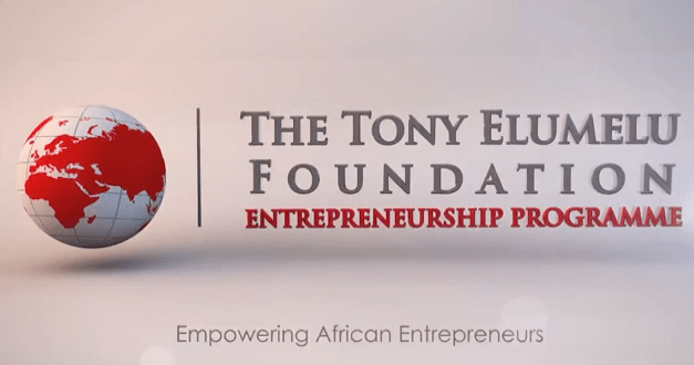 Logo - 3rd Tony Elumelu Foundation Entrepreneurship Program