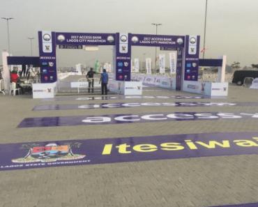LOGO: Access Bank Lagos City Marathon 2017 Results