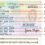 Australia Visa Lottery Online Application Form |  Types of Australia Visa to Apply