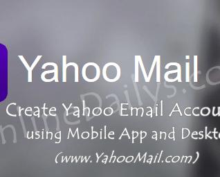 Image: Yahoo account