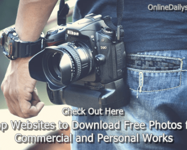 Banner: Top Websites to Download Free Photos
