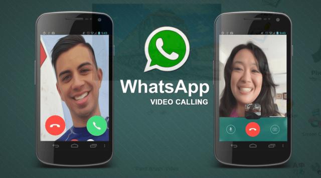How To Make WhatsApp Video Calls