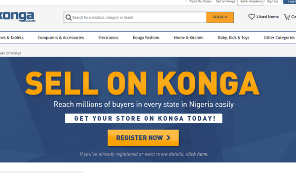 How To Register And Sell On Konga Shopping Site