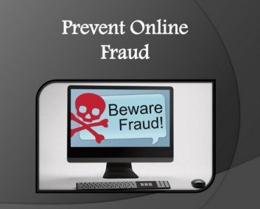 How To Prevent Online Fraud