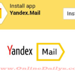 Yandex Signup For New Mail Account | Yandex Mail Registration