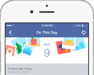 "www.facebook.com ""On this Day"" Page For Mobile App & PC"
