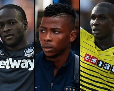 Top 10 Highest Paid Nigerian Footballers In 2017