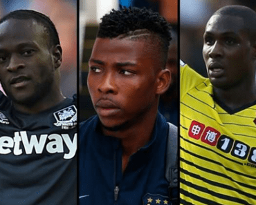 Top 10 Highest Paid Nigerian Footballers In 2017