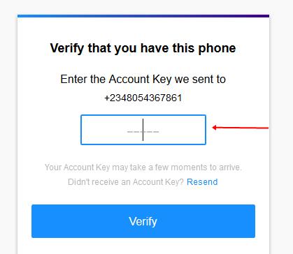 Image Yahoo mail verify phone number 2