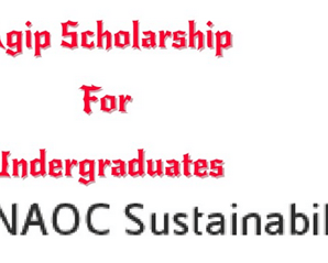 Apply For Nigerian Agip Oil Company Tertiary Scholarship Scheme 2017