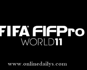 FIFPro World XI Nominees 2017
