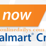 Apply For Walmart Credit Card Online