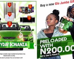 Glo Jumbo Sim Promo