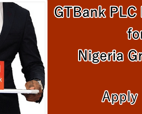 GTBank job application form
