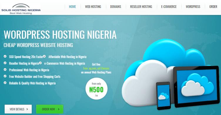 Solid Hosting Nigeria