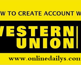 How To Send Money Online Through Western Union Money Transfer