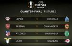 Europa League Quarter Final Draw – Arsenal Faces CSKA Moscow