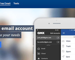 GMX Email Sign Up – GMX Account Set Up – www.gmx.com