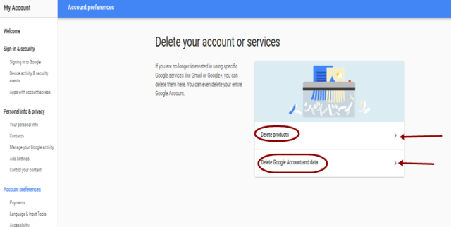 Gmail Edit account 4