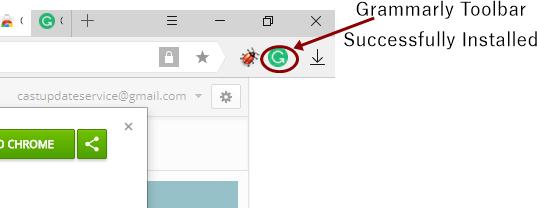 Grammarly Toolbar3