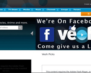 Veoh.com Sign Up Free Account – Watch Free Videos Online