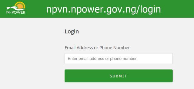npvn.npower.gov.ng/login portal