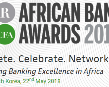 African Banker Awards 2018 - See Full List Of Nominees