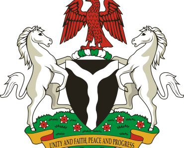 How To Draw The Nigerian Coat Of Arms Step By Step