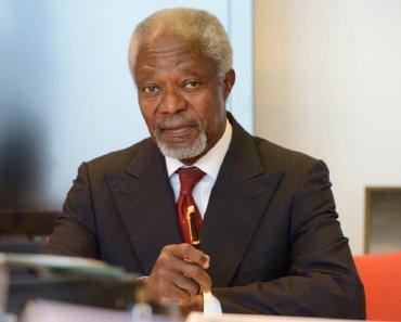 Kofi Annan Biography