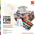 GTbank Fashion Weekend Press Pass Application Form | How To Apply