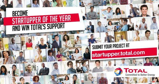 Total Startupper Of the Year Application 2018 For Nigerian Entrepreneurs