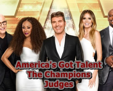 Americas got talent the champions image