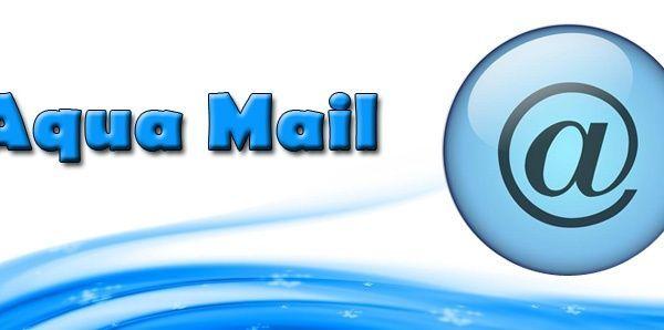Aqua Mail Sign Up Form - Create Aqua Mail Account