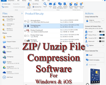 Zip File Software Download