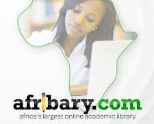 Create Afribary Account