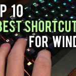 Top 10 Keyboard Shortcuts & Their Functions ( For PCs & Apple)