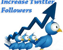 Increase Twitter Followers Organically