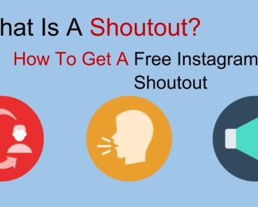 Free Instagram Shoutout