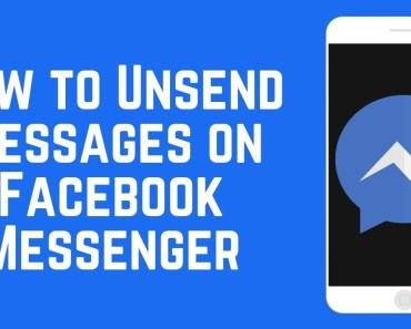 Unsend Facebook Messages
