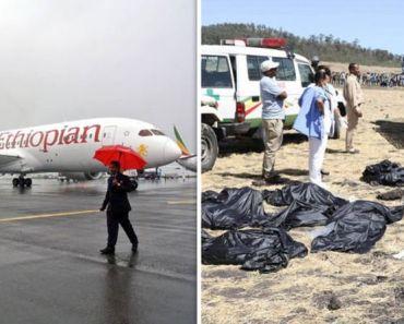 Ethiopian Plane Crash