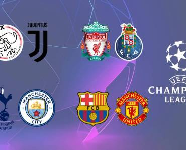 Champions League Quarter Final Draw 2019
